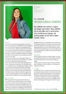 boekenschrijfster Ilse Lindeijer
