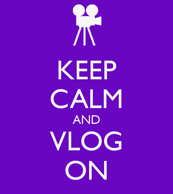 To vlog or not to vlog